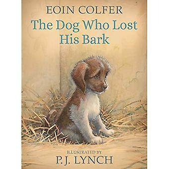 Le chien qui a perdu son écorce