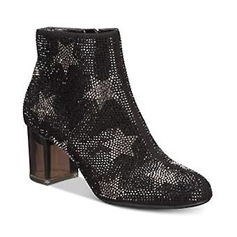 INC International Concepts Womens FLORIANN Almond Toe Ankle Fashion Boots