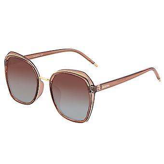 Bertha Jade gepolariseerde zonnebril-bruin/bruin