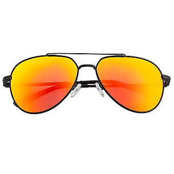 Zucht Lyra Polarisierte Sonnenbrille - Schwarz/Rot-Gelb