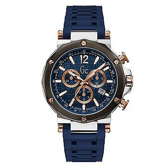 Gc Y53007G7MF Men's Spirit Chronograph Wristwatch