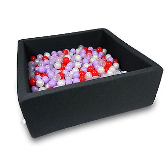 XXL Ball Pit Pool - #46 de grafito + bolsa