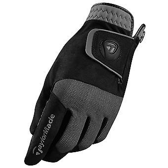Taylormade Mens Rain Control Grip Strong Ultra-Thin Golf Gloves - Pair
