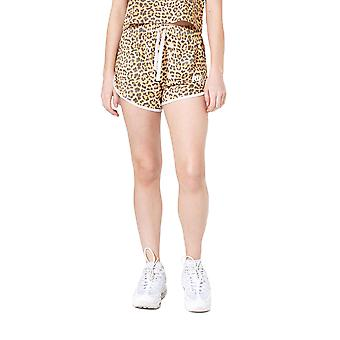 Hype Leopard Kids runner shorts
