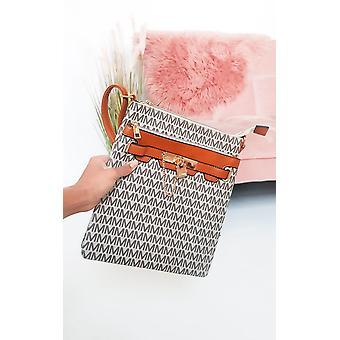 IKRUSH Womens Jamie Patterned Shoulder Bag