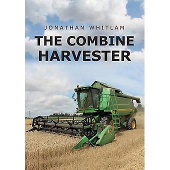 Combine Harvester by Jonathan Whitlam
