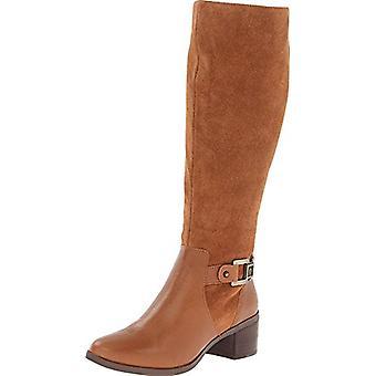 Anne Klein kvinnor ' s joetta Boots, Cognac
