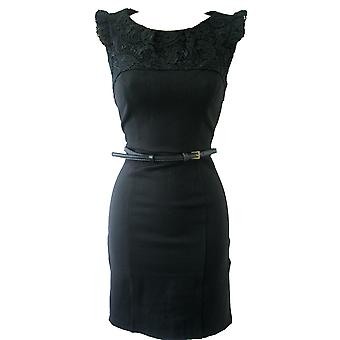 Darling Women's Black Dominique Pencil Dress