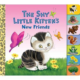 Shy Little Kittens New Friends by Golden Books