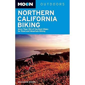 Moon norra Kalifornien cykling (utomhus Moon)