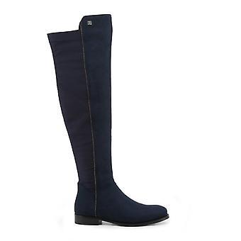 Laura biagiotti women's boots, blue - 5864