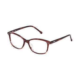 Ladies'Spectacle frame Loewe VLW9575201GJ
