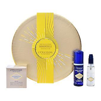 Women's Kozmetik Seti İlahi İmmortelle L'occitane (3 adet)
