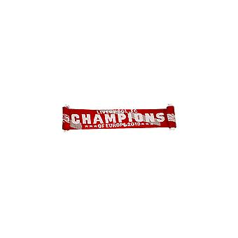 Écharpe liverpool FC Champions of Europe