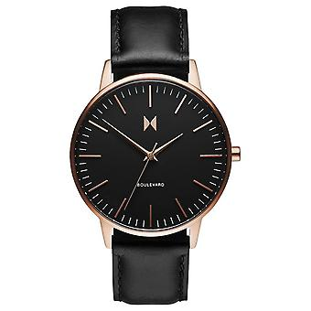 MVMT D-MB01-RGBL Watch - Women's Black Leather Watch