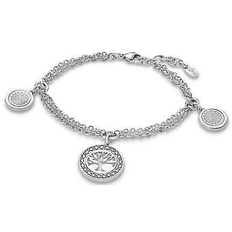 Bracelet Lotus Style Rainbow LS1869-2-1 - RAINBOW steel money woman