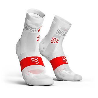 Compressport Unisex Racing Socks V3.0 Ultralight Run Hi