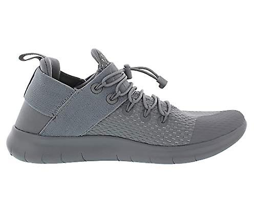 Nike Womens Nike Free Rn CMTR Fabric Low Top Lace Up Running Sneaker W52Kj