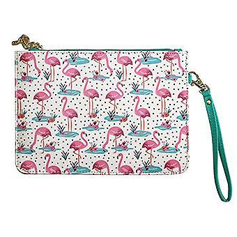 Flamingo Design Luxury Wash Bag