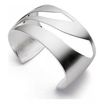 bastian inverun - 925/- Silver cuff, matted - 23990