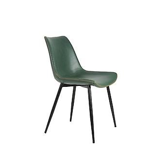 Light & Living Dining Chair 46x56x78cm Kovac Green