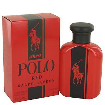 Polo rød intens af Ralph Lauren Eau De Parfum Spray 2.5 oz/75 ml (mænd)