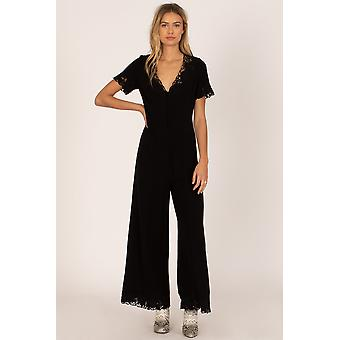 Amuse canyon palmen jumpsuit