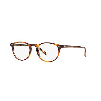 Oliver Peoples Riley-R OV5004 1007 Dark Mahogany Glasses