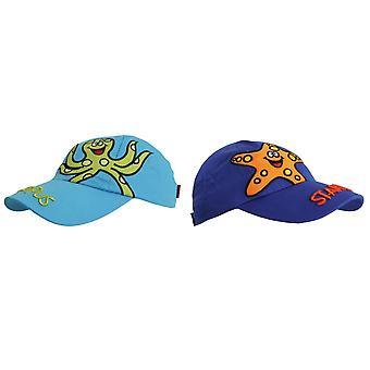 Çocuk / Çocuk Ahtapot / Denizyıldızı Tasarım Beyzbol Cap