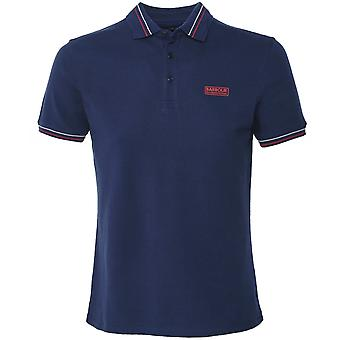 Barbour International Tipped Switch Polo Shirt