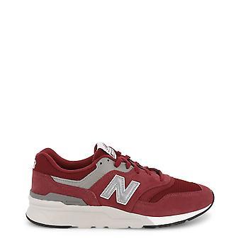 Nieuwe Balance Original Heren Het hele jaar door Sneakers - Rode Kleur 57405