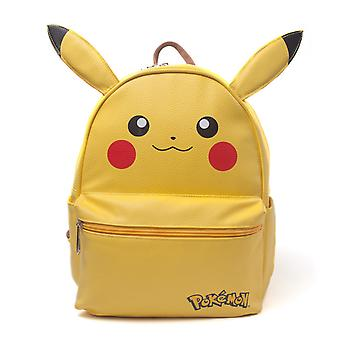 Pokemon Pikachu Lady Backpack Backpack Bag 32cm