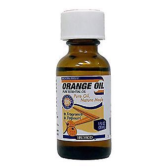 Humco Orangenöl, 100% reines & natürliches ätherisches Öl, 1 oz