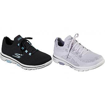Skechers Womens/Ladies Go Walk 5 Uprise Trainer