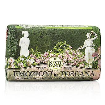 Emozioni in toscana natural soap garden in bloom 189783 250g/8.8oz