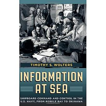 Information at Sea: Shipboard Command and Control in the U.S. Navy, from Mobile Bay to Okinawa (Johns Hopkins...