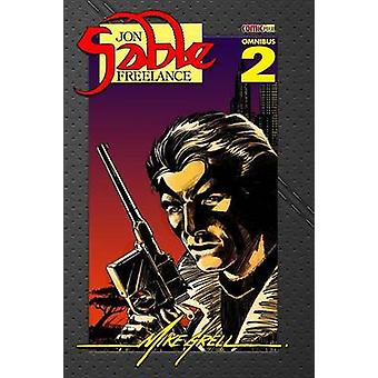 Jon Sable Freelance Omnibus 2 by Grell & Mike