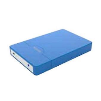 """Externe Box ca.! appHDD10BL 2,5"""" USB 3.0 SATA-blau"""