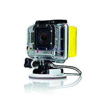 Spugna galleggiante per telecamera sportiva KSIX Yellow