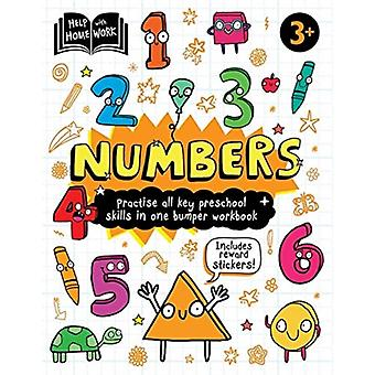 Help With Homework 3 Numbers by Autumn Publishing