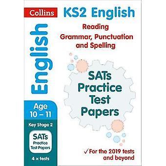 Nuovi KS2 SATs Lettura Inglese - Grammatica - Punteggiatura e Ortografia Pra