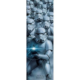 Star Wars Stormtroopers Ovi Juliste
