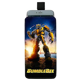 Transformers Bumblebee Pull-up Mobile Bag