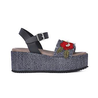 CafeNoir Fascia HD931010 universal summer women shoes