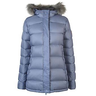 Ciesse Womens Meroi Jacket Puffer Coat Top Lightweight Hooded Water Repellent