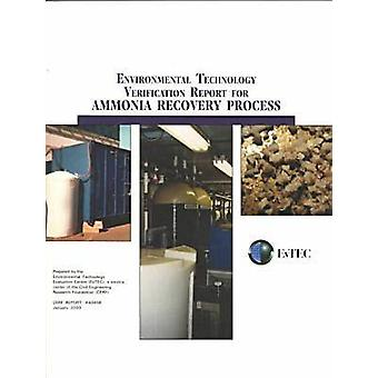 Environmental Technical Verification Report for Ammonia Recovery Proc