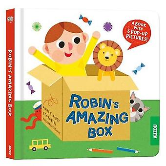 Robin's Amazing Box (A Pop-up Book) by Anne Clairret - 9782733876138