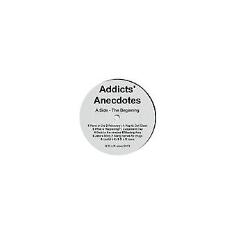 Addicts' Anecdotes by Various - 9780956298041 Book