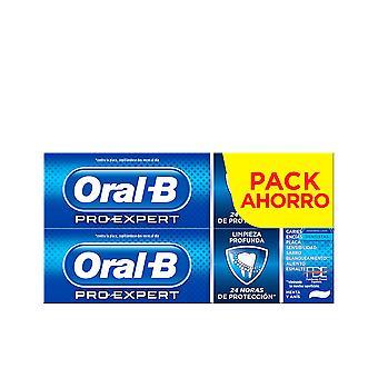 Oral-b Pro-expert Limpieza Profunda Set 2 Pz Unisex