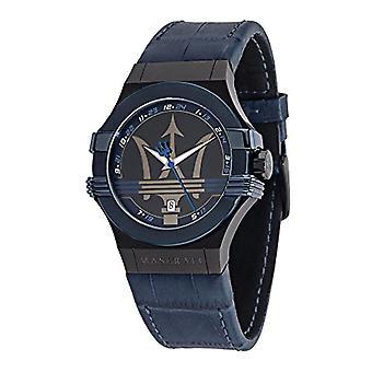 Man horloge-MASERATI R8851108007